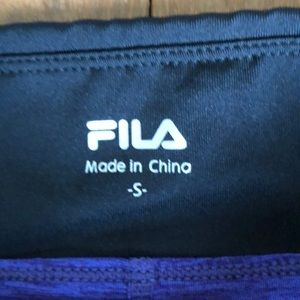 Fila Shorts - Fila Skirt with attached leggings S